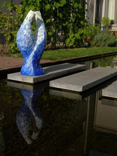 mozaïeksculptuur